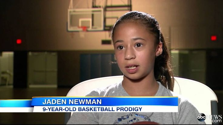 nice 9 Year Old Girl Recruited for College Basketball