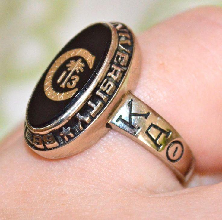 Kappa Alpha Theta ring! #Theta1870