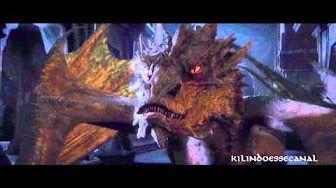 O Hobbit A Desolação de Smaug - Trailer Dublado Oficial [HD 1080p] - YouTube