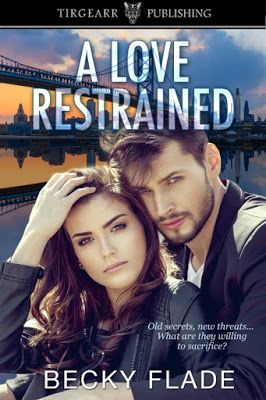 Maya's Musings: Release Day for A Love Restrained by @BeckyFlade
