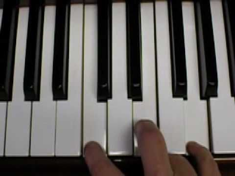 How to Play 1950s Chords on Piano
