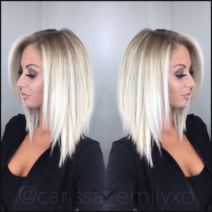 Stylish and sweet praise Haircut, Long Bob Hairstyle, Everyday Hairstyles … | Simple hairstyles