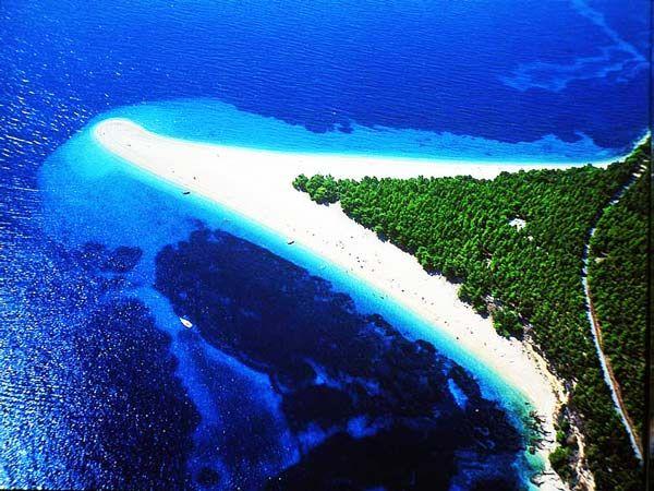 diaforetiko.gr : goldenhorn1 Zlatni Rat: Η παραλία που κινείται!!