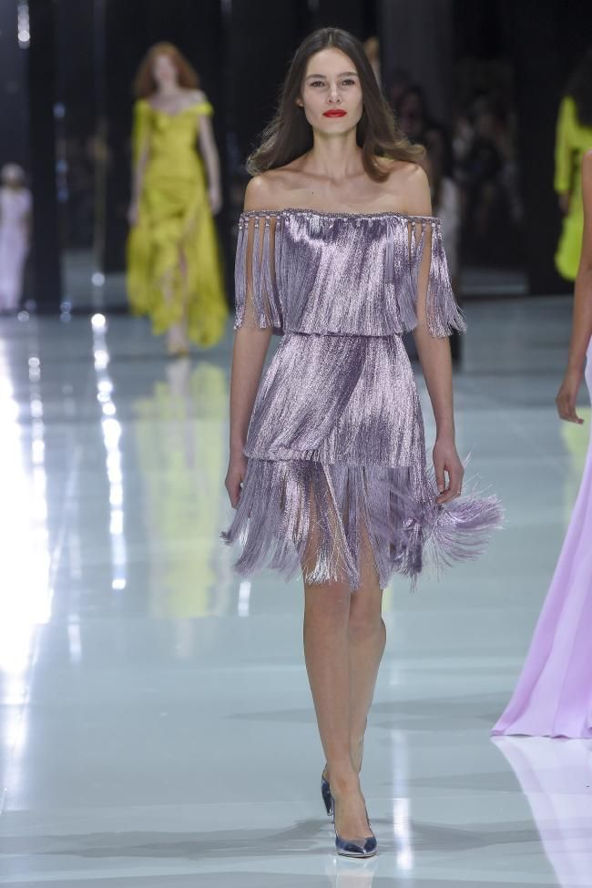 df668cc3999c Ralph and Russo haute couture spring 2018 fashion show