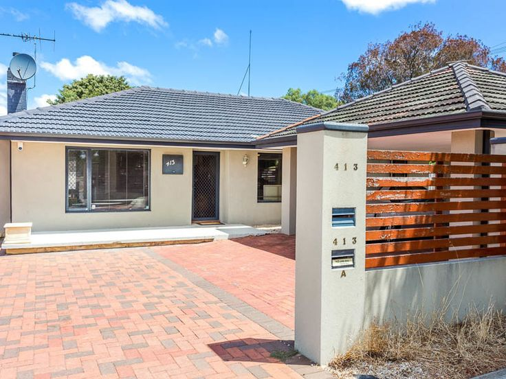 Recently sold home  - 413 Light Street, Dianella , WA