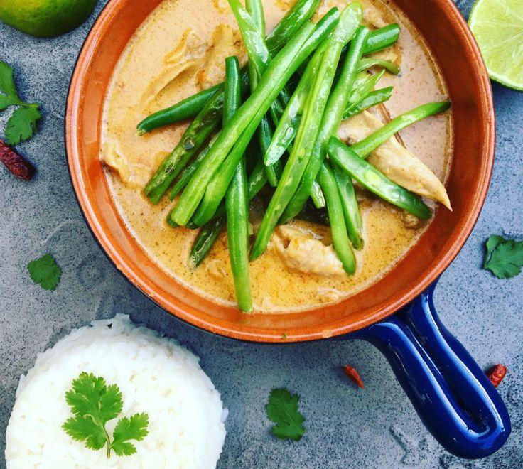 Recept: Simpele kip rendang