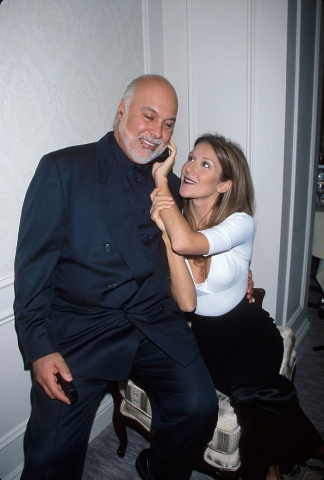 A Beautiful Love: Celine Dion and René Angélil Through the Years  - CountryLiving.com
