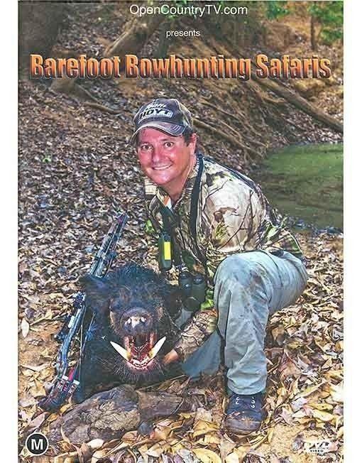 Barefoot Bowhunting Safaris DVD!