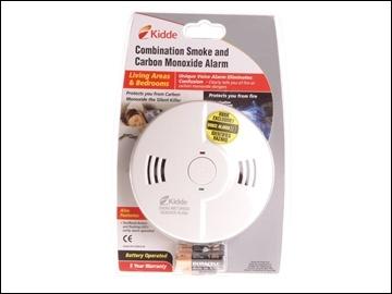 smoke detectors kidde smokedetectors include escape lights hush buttons. Black Bedroom Furniture Sets. Home Design Ideas