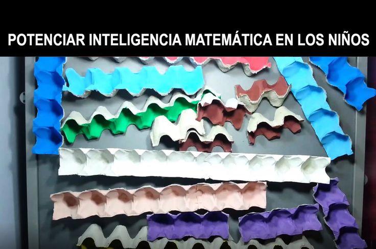 Vídeo sobre las Inteligencias Múltiples. Cómo potenciar la Inteligencia Matemática de los niños fácilmente en casa.