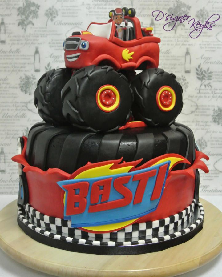 25 Best Ideas About Blaze Birthday Cake On Pinterest Monster Truck Cakes Traffic Light Party