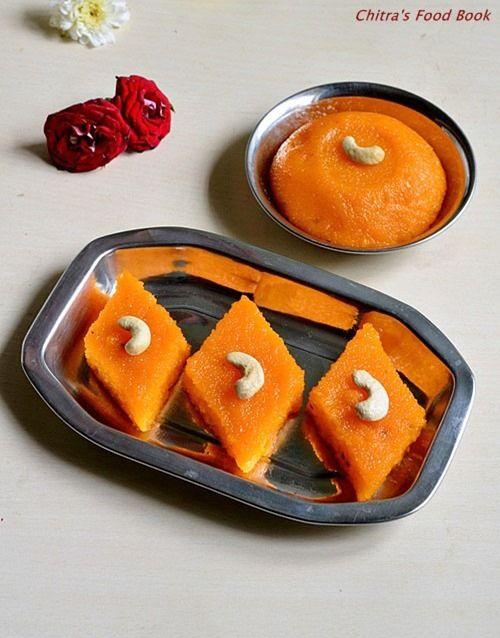 Rava kesari - Favourite sweet of South indians :)