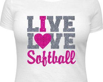 softball shirts for players | Softball shirt | Etsy
