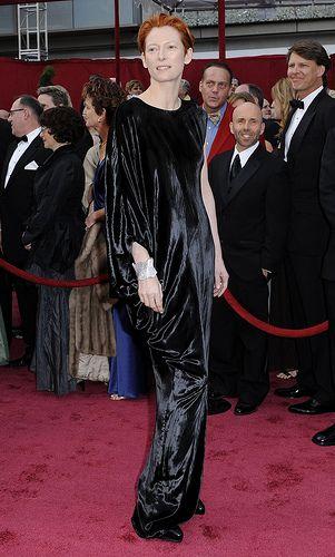 Tilda Swinton Oscars 2008