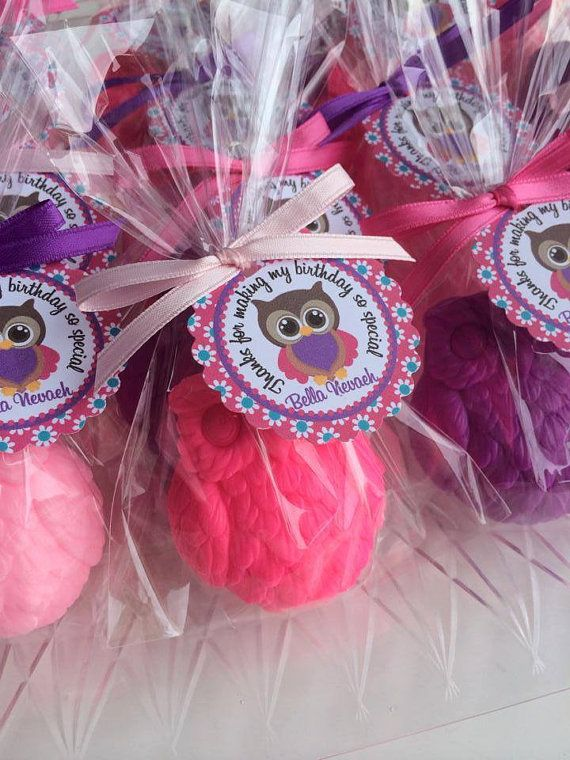 10 OWL SOAP FAVORS (with Tags & Ribbons) - Owl Baby Shower Favor, Owl Birthday Favor, Hoot shower, First BIrthday Whooos 1, Soap Favor