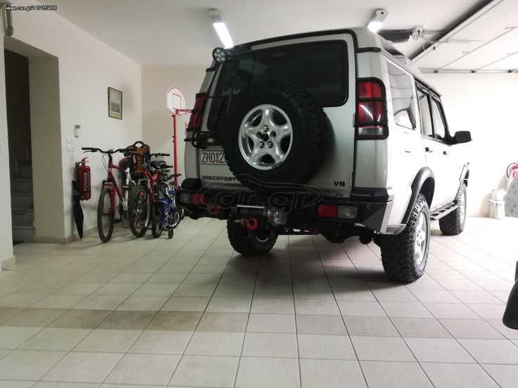 Land Rover Discovery '2001 - 15000.0 EUR - Car.gr