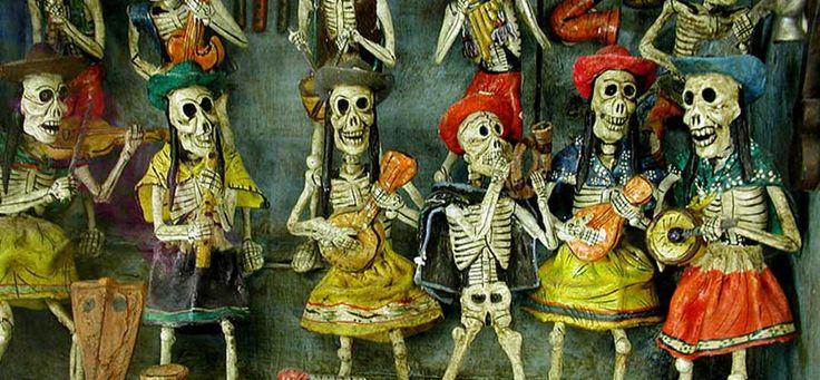Dias de los Muertos - Der Tag der Toten | Rockabilly Rules Magazin