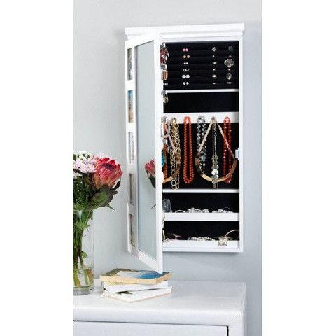 Solaris Jewellery Cabinet - Photo Frame