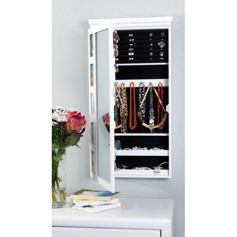 Solaris Jewellery Cabinet - Photo Frame