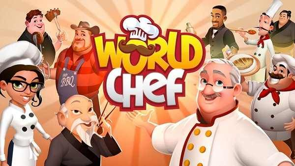 world chef cheats gems
