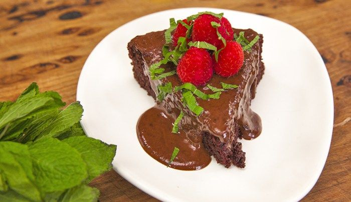Paleo Chocolate Cake (Grain, Dairy & Gluten Free)