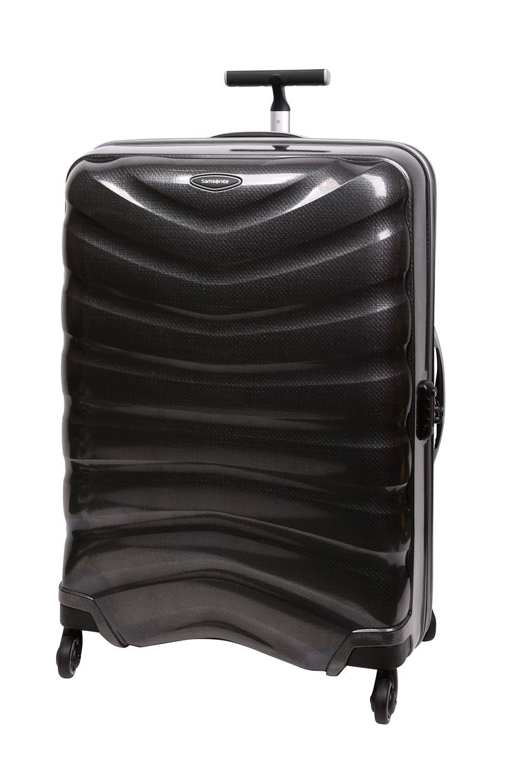 Samsonite // Firelite 81cm Spinner Case. Also available in red and blue.