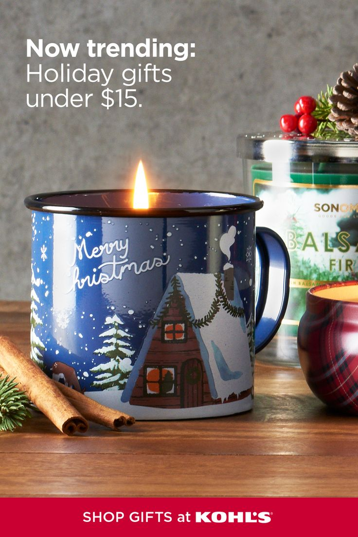 Surprise your loved ones with holiday gifts under $15 at ...