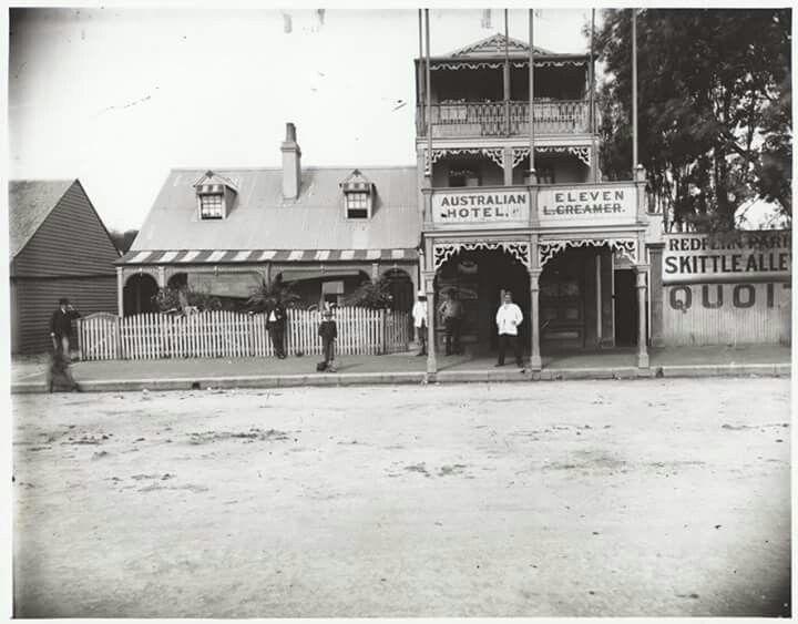 Elizabeth Street in Redfern.