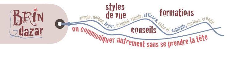 Mon site/blog personnalisé. http://brindazar.blogspot.com/