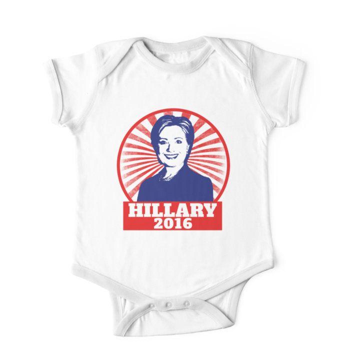 Hillary Clinton 2016  Kids Clothes
