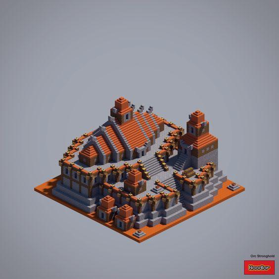 Minecraft, Building Ideas On