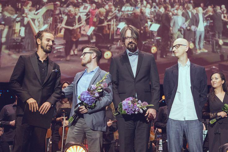 Festiwal Muzyki Filmowej 2016 Video Game Gala: Wiedźmin 3 Dziki Gon Fot. Robert Słuszniak, www.spheresis.com