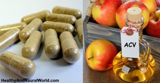 Apple Cider Vinegar Pills Benefits Side Effects For Weight Loss