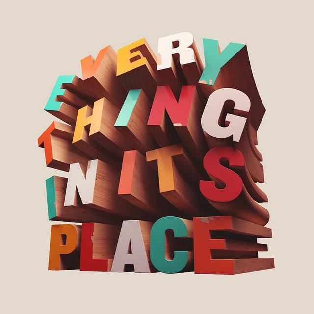 let's all say it togetherDesign Inspiration, Davidmcleod, Digital Art, Art Prints, Types Design, Places, David Mcleod, Design Blog, 3D Typography