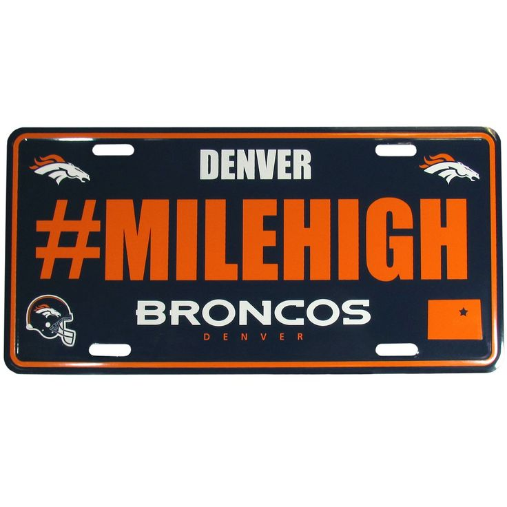 1000+ Ideas About Denver Broncos Store On Pinterest