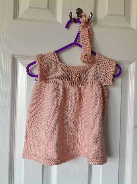 Knitted Pinafore Dress Pattern Free : Pinafore Dress #230 QK pattern by Jil Eaton Ravelry and ...