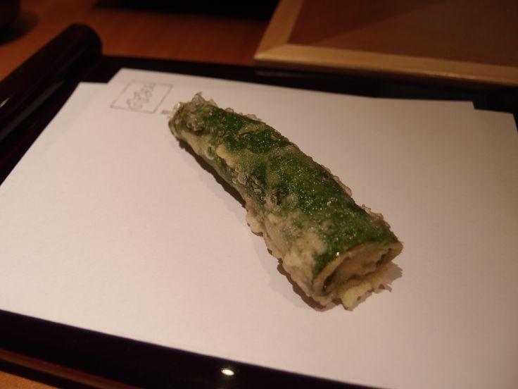 Green Chili @Tenshichi, 2014/4