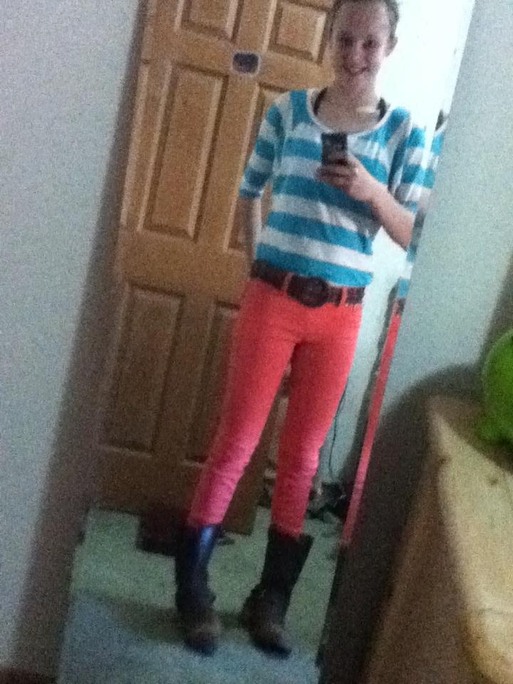 Bright colors!!!:)