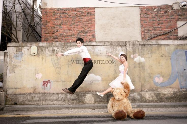 Korea Pre-Wedding Photoshoot - WeddingRitz.com » Sze Man's pre-wedding photo shoot :)