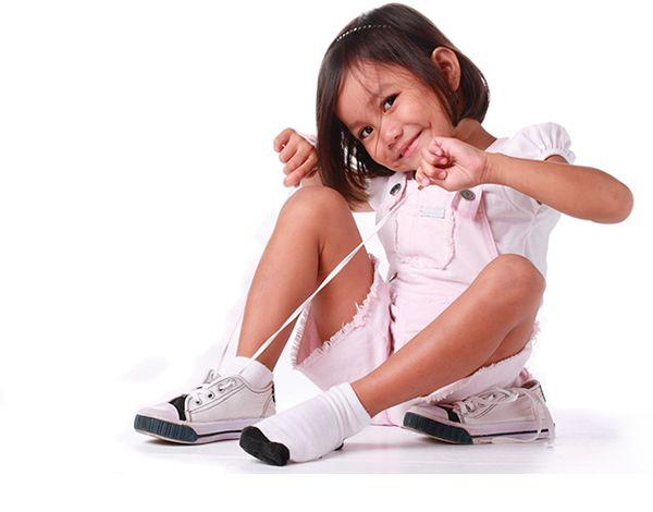 Come allacciare le scarpe - Tissy Tech
