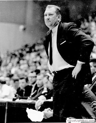 "Haskins, who was nicknamed ""The Bear,"" was the head coach at UTEP from 1961-99, leading the Miners to 719 wins, as well as a national title (1966), 14 NCAA Tournament appearances and seven Western Athletic Conference championships."
