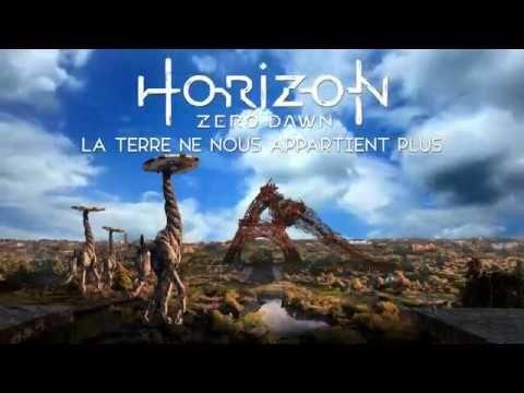 Biborg imagine Paris dans 1000 ans pour promouvoir le jeu Horizon Zero Dawn
