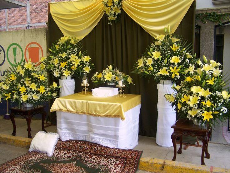 Altares para corpus christi buscar con google mi - Salon de jardin hesperide santo pietro ...