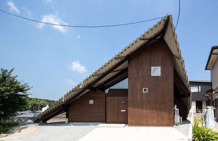 Rain Shelter House on Architizer