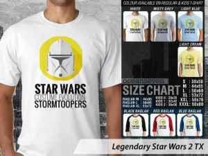 Kaos Film Star Wars Couple, Kaos Star Wars Ukuran Anak-anak, Kaos Couple Anak Star Wars Jedi, Kaos Star Wars Stormtrooper Anak-anak
