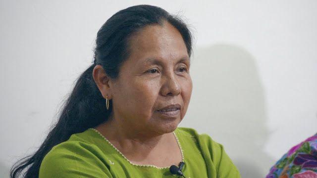 Entrevistas a María de Jesús Patricio Martínez, vocera del Concejo Indígena de Gobierno
