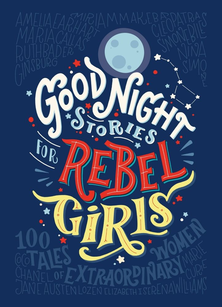 Vibrantly illustrated and truly inspirational, Good Night Stories for Rebel Girls tells the stories of 100 heroic women from Elizabeth I to Serena Williams What if the princess didn't marry Prince Charming but instead went on...