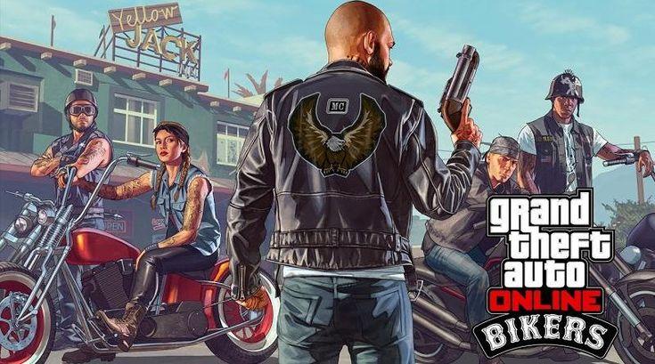 gta online : bikers