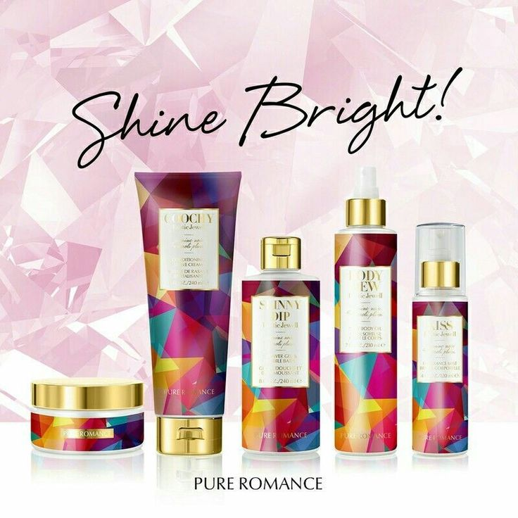 Pure Romance Exotic Jewel scent 2017 shine bright!