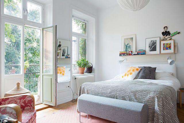 dream apartment at Mariatorget! #bedroom